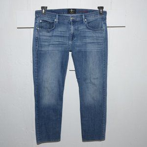 7 Seven for all mankind mens jeans size 38 x 30